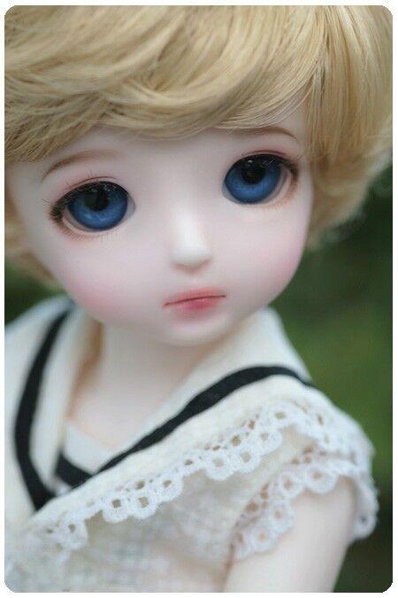 1 6 BJD Doll SD Doll Ai Ange Nari -Free Face Make UP+Free Eyes