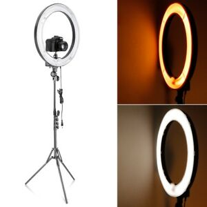 Neewer-Camera-Photo-Video-18-034-Reglable-Anneau-Fluorescent-Lumiere-Flash-Lighting-Kit