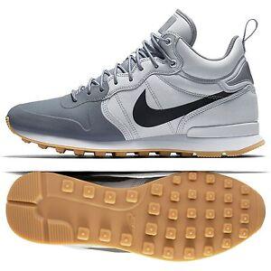 premium selection 74079 5e432 Image is loading Nike-Internationalist-Utility-857937-002-Wolf-Grey-Black-