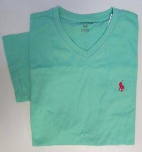 Image is loading NWT-Polo-Ralph-Lauren-Pony-Logo-T-Shirt-