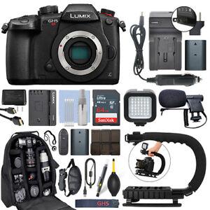 Panasonic-Lumix-DMC-GH5S-10-28-MP-4K-Digital-Camera-Body-64GB-Pro-Video-Kit