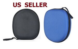 Headphone Headset Carrying Hard Case Storage Bag Pouch