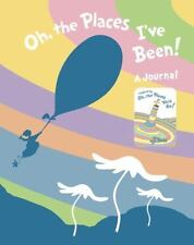 Oh, the Places I've Been! : A Journal by Dr. Seuss - HARDCOVER - BRAND NEW!