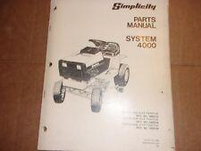 6216 simplicity tractor manual