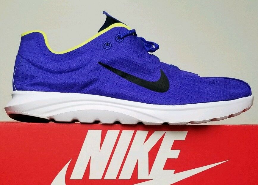 WOW NIKE Sportswear MAYFLY Racer Mens 12 running NSW lab trainer training duke