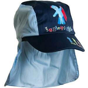 Boys-In-The-Night-Garden-Iggle-Piggle-Legionnaires-Sun-Hat-Peak-Cap-Navy-1-3yrs