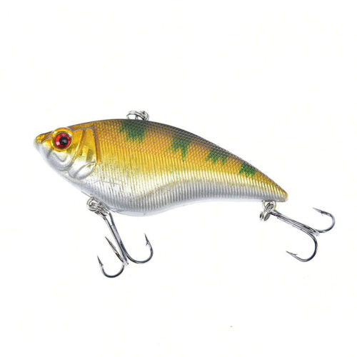 7cm//16g fishing fatter lure artificial hard bait floating wobbler with hookPDH