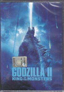 DVD-Godzilla-II-Rey-De-El-Monsters-Nuevo-2019