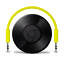 Google-Chromecast-Audio-Media-Streamer-Black miniatuur 4