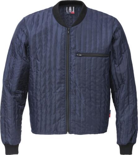 Kansas Workwear 100775 Thermojacke MTH Gr.M-XXL,Schwarz Dunkelblau Fristads
