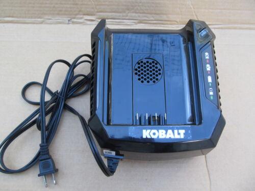 NEW Kobalt KRC30-06 80V charger for Li-ion Cordless power tool battery