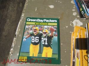 green bay packers yearbook prices 1998