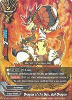 Buddyfight 1x D-BT01/0022EN - R - Dragon of the Sun, Bal Dragon