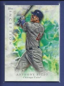 Anthony-Rizzo-2017-Topps-Inception-Card-7-Chicago-Cubs-Baseball-1B-MLB