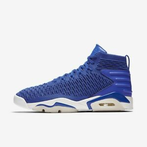 31178993aa3db0 Air Jordan Flyknit Elevation   AJ8207 401 Game Royal Phantom Men SZ ...