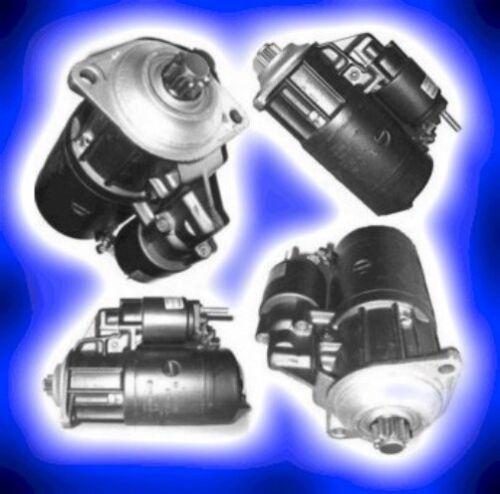 80-83 Anlasser f Automatik Getriebe VW T3 BUS 2.0 Motor #0001212005,0986010580