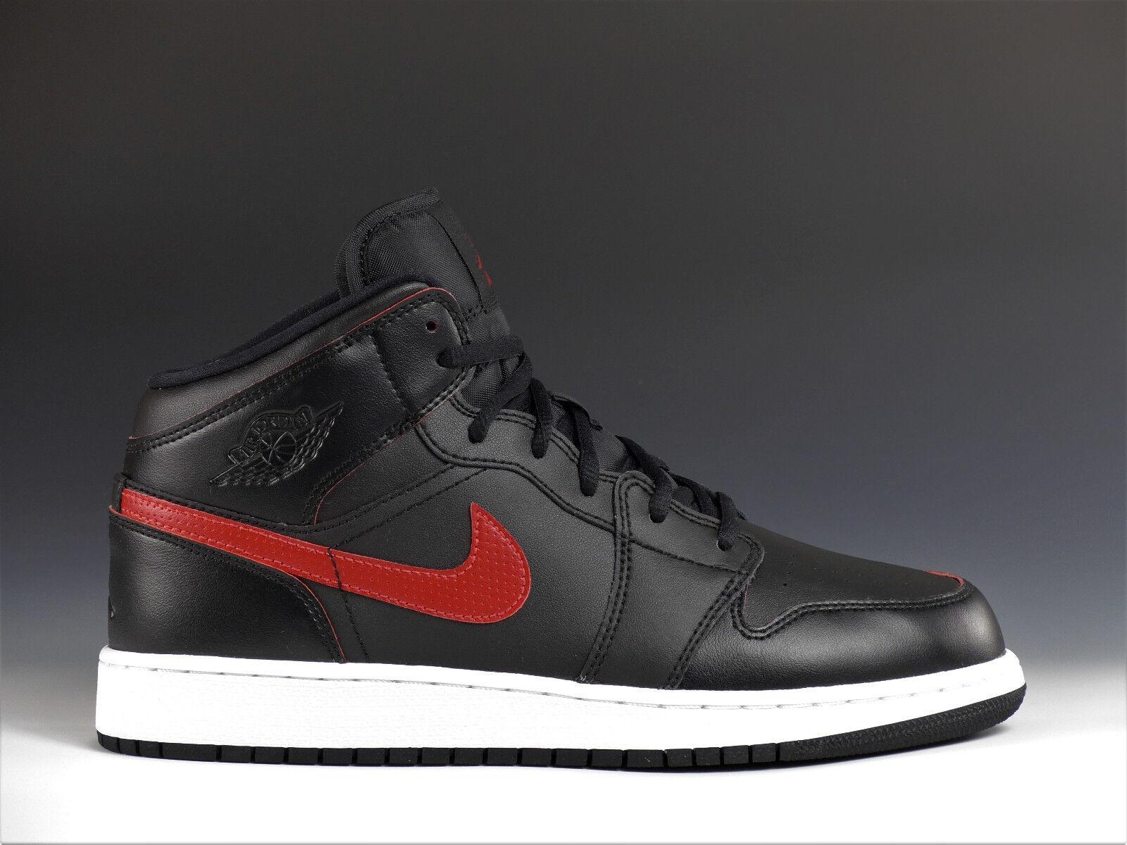Nike Air Jordan 1 Mi BG Baskets Femme 554725 Enfants Chaussures de sport 554725 Femme 009 660ecb