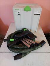 Festool D 36 Hw Rs Plus 203408 Tradesmen Installer Cleaning Set T Loc Case
