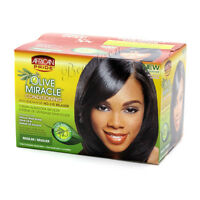 African Pride Miracle Conditioning No-lye Relaxer System (regular Or Super)