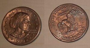 1 Dollar Münze Usa Liberty 1979 Ebay