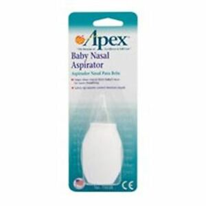 Apex Baby Nasal Aspirator 1 Each
