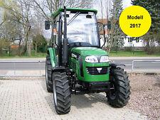 NEU!! 50PS Allrad Traktor Schlepper FOTON TB504 eco mit Kabine Druckluftanlage