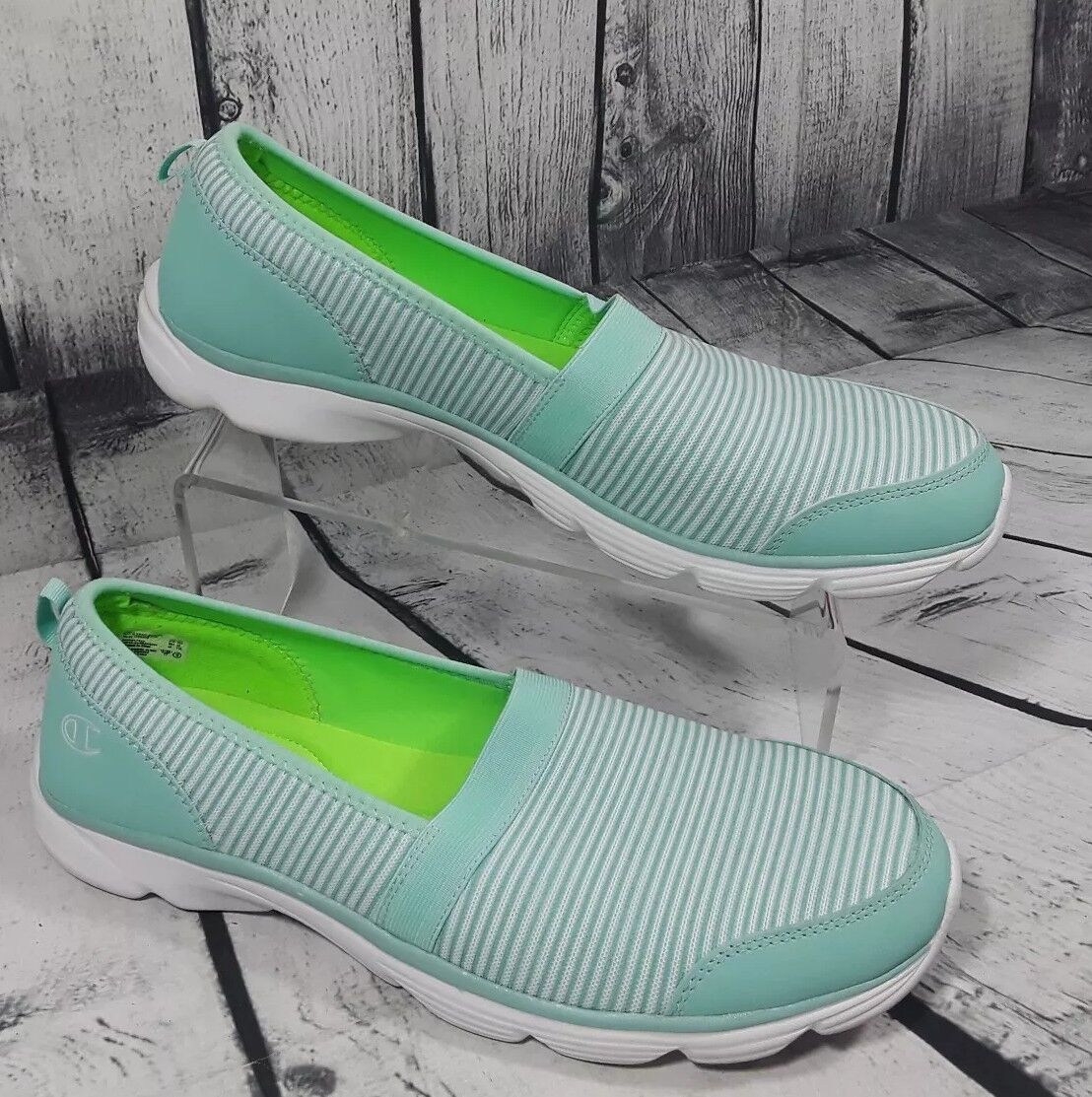 Champion Men's Athletic Slip On Memory Foam Casual Comfort Sneaker shoes Size 13