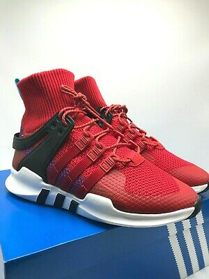 Size 10.5 - adidas EQT Support ADV Winter Scarlet 2017