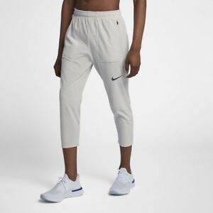 87606f226858 Image is loading NIKE-RUN-DIVISION-RUNNING-PANTS-CROPPED-Sz-M-
