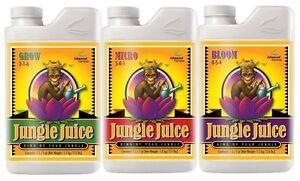 Advanced-Nutrients-Jungle-Juice-Grow-Micro-Bloom-Set-1-Liter-3-part-base
