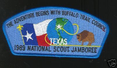 MINT 1989 JSP Buffalo Trail Council Texas