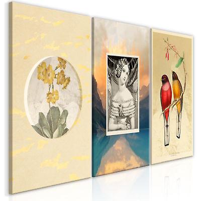 Vlies leinwand bilder antik natur modern kunstdruck for Kunstdruck wohnzimmer