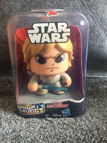 Star Wars Mighty Muggs 03-Luke SkywalkerBrand New UnopenedDisney Hasbro