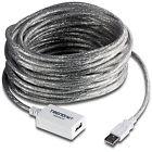 TRENDnet 12-meter USB 2.0 Extension Tu2-ex12