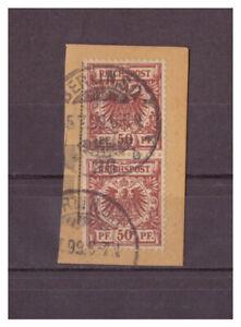 Deutsches-Reich-Paketkartenabschnitt-MiNr-50-KGS-Berlin-05-07-1899
