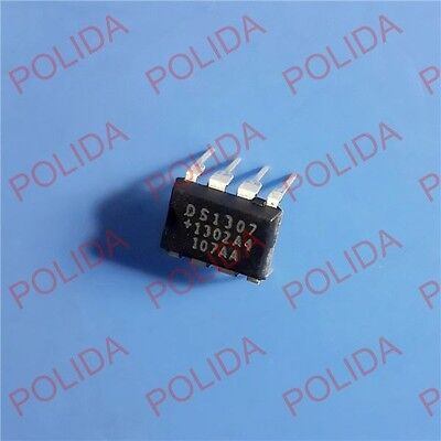 50pcs DS1307 1307 I²C Real-Time Clock Dallas DIP-8
