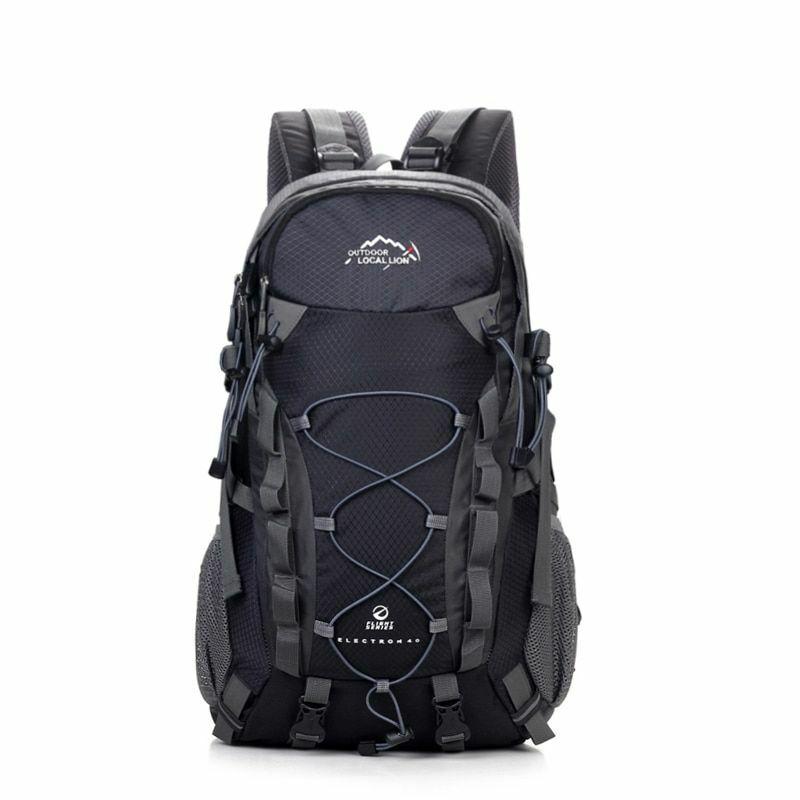 Outdoor Backpack Camping Hiking Travel Rucksack Sport Climbing Men damen Bag