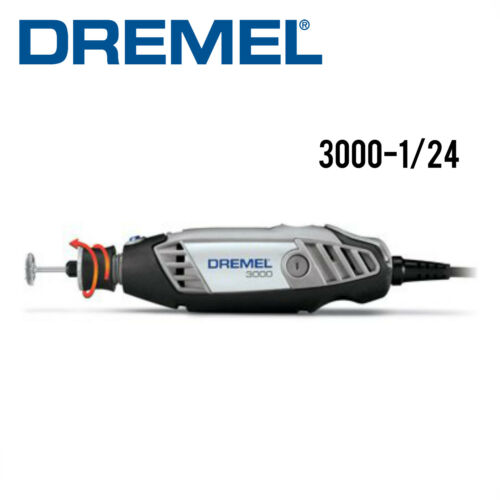 Dremel 3000-1//24 Variable Speed Rotary Tool w//Full Warranty NEW