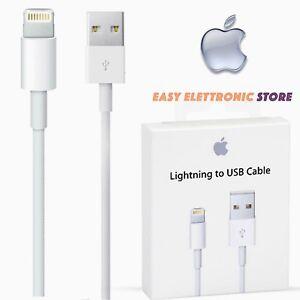Cavo Lightning Dati Usb Per Apple Iphone 7 7 Plus Sync Carica Originale Foxcon Ebay