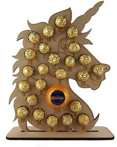 Calendario Dellavvento Ferrero.Dettagli Su Unicorn Calendario Dell Avvento Si Adatta Terry Chocolate Orange Ferrero Rocher O Lindt Mostra Il Titolo Originale