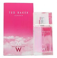 TED BAKER W EAU DE TOILETTE EDT 75ML SPRAY - WOMEN'S FOR HER. NEW. FREE SHIPPING