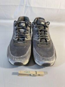 Women's Nike Air Max 90 LX velvet grey/ bone / running Sneakers ...