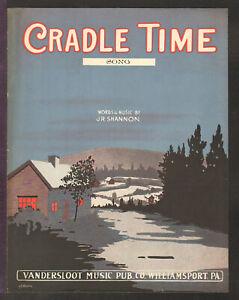 Cradle-Time-1917-SONG-VERSION-Vintage-Sheet-Music-Q26