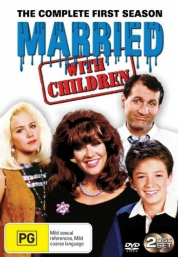 1 of 1 - Married With Children : Series 1 (DVD, 2005, 2-Disc Set) Hilarious First Season