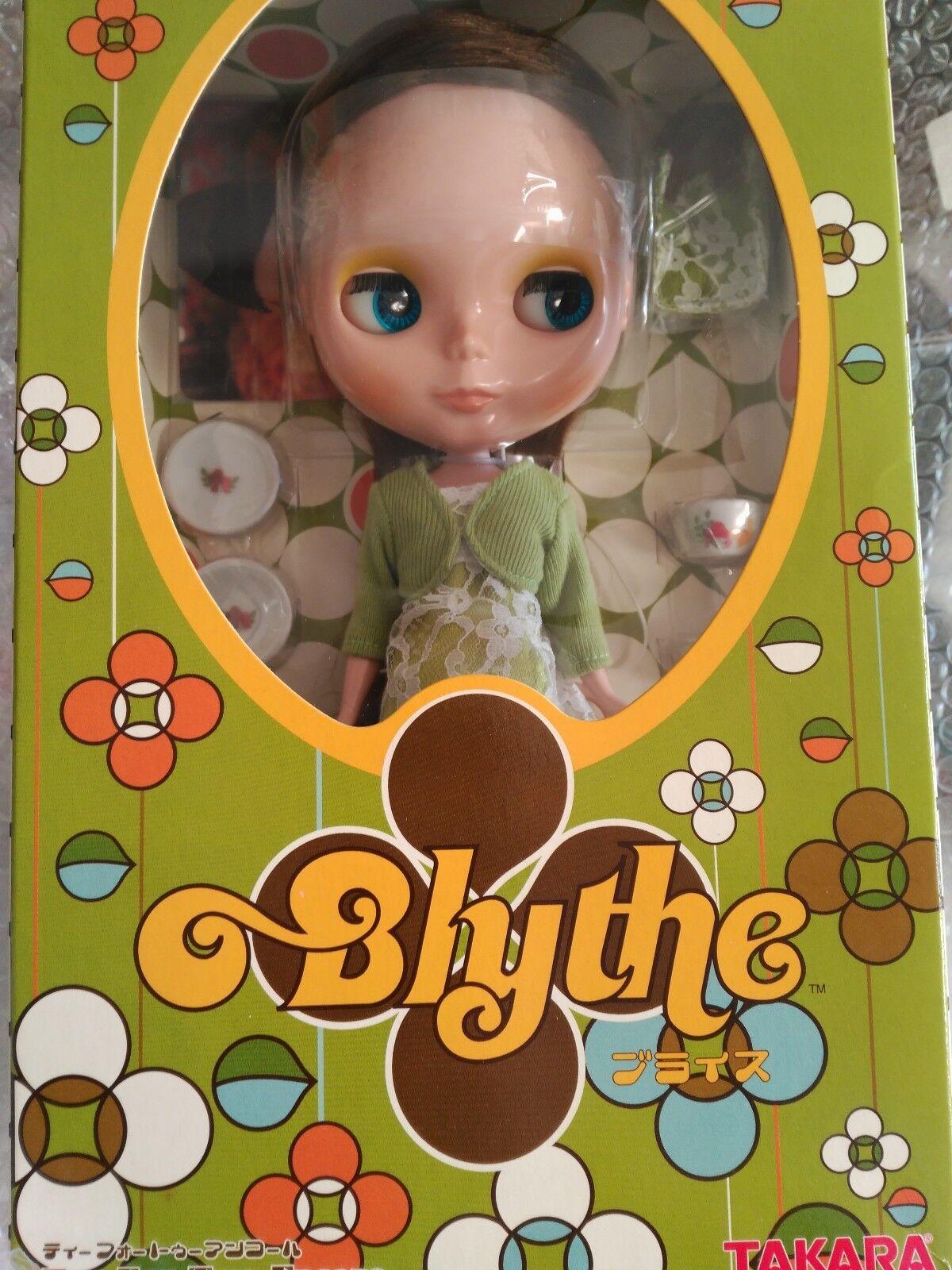 Neo Blythe Doll TEA FOR TWO  SBL Takara NRFB, NEW