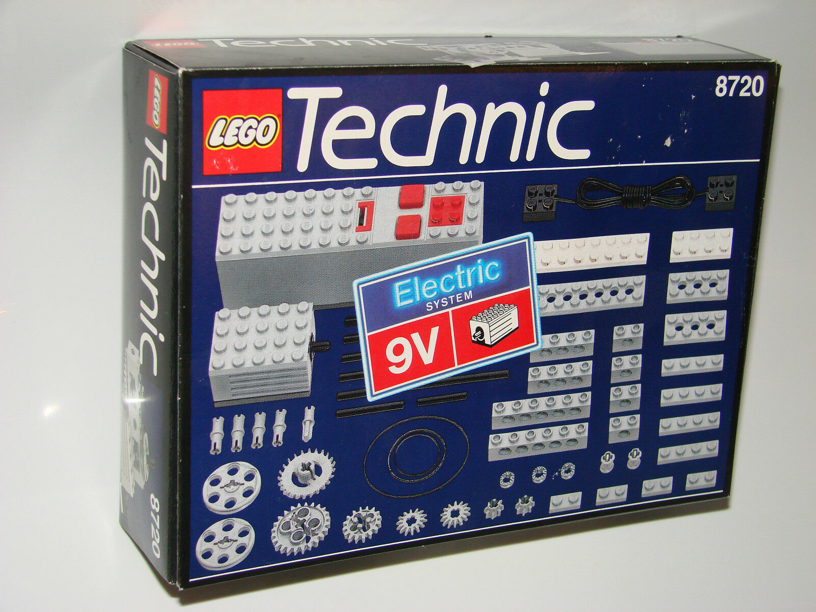 LEGO ® Technic  8720 9v Motore Set Nuovo OVP nuovo MISB NRFB  outlet online