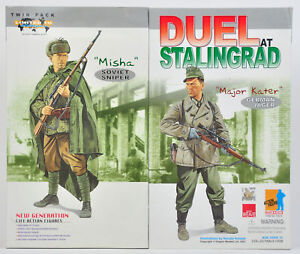Duel-at-Stalingrad-Limited-Edition-Double-Twin-Pack-NIB-Misha-Major-Kater-70074