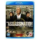 The Assassination Blu-ray 2013 Bruce Willis Mischa Barton