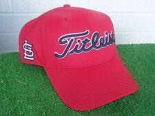item 4 Titleist St. Louis Cardinals MLB Performance Adjustable Snap Back  Golf Hat Cap -Titleist St. Louis Cardinals MLB Performance Adjustable Snap  Back ... 53bf30372142