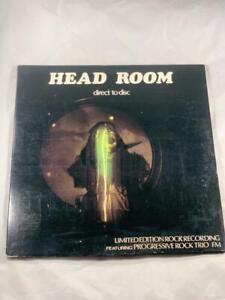 FM - Headroom * 1977 Labyrinth WRC-409 Canada Progressive Rock LP Audiophile
